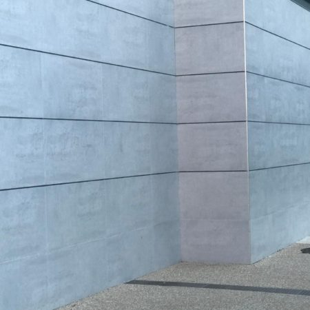 muro gris